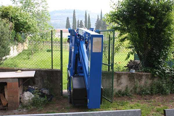 Traccess 135 Coutaz Elévations